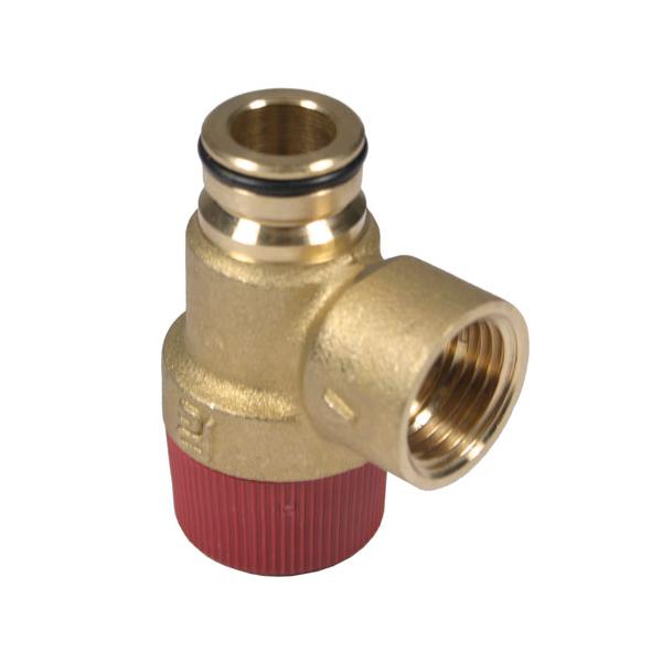 клапан предохранительный газовый